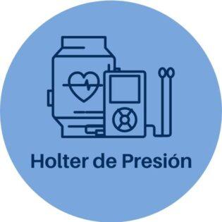 Holter de Presión.