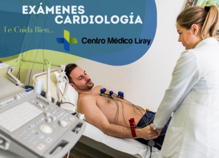 Examenes Cardiologia