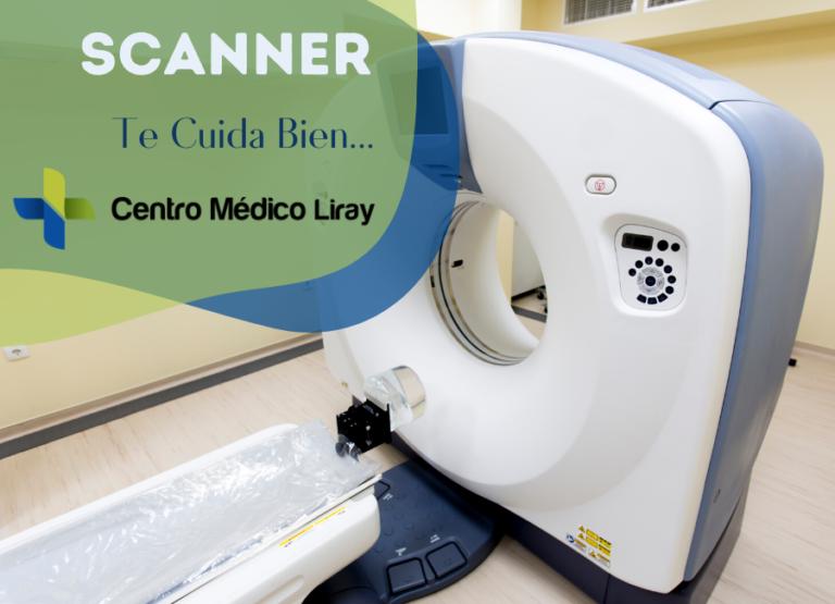 Scanner - TAC Colina
